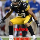 ISAIAH GREEN 2013 PITTSBURGH STEELERS FOOTBALL CARD