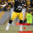 CODY WALLACE 2013 PITTSBURGH STEELERS FOOTBALL CARD