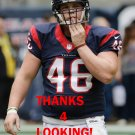 JON WEEKS 2013 HOUSTON TEXANS FOOTBALL CARD
