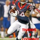 A.J. BOUYE 2013 HOUSTON TEXANS FOOTBALL CARD