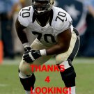 MARCEL JONES 2013 NEW ORLEANS SAINTS FOOTBALL CARD