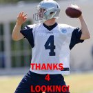 KOLTON BROWNING 2014 DALLAS COWBOYS FOOTBALL CARD
