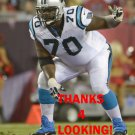 EDMUND KUGBILA 2013 CAROLINA PANTHERS FOOTBALL CARD