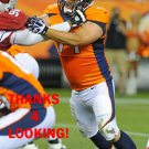 PAUL CORNICK 2013 DENVER BRONCOS FOOTBALL CARD