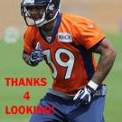 LOUIS YOUNG 2014 DENVER BRONCOS FOOTBALL CARD
