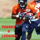 JORDAN SULLEN 2014 DENVER BRONCOS FOOTBALL CARD