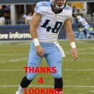 BEAU BRINKLEY 2012 TENNESSEE TITANS FOOTBALL CARD
