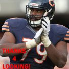 JONATHAN SCOTT 2013 CHICAGO BEARS FOOTBALL CARD