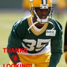 ANTONIO DENNARD 2014 GREEN BAY PACKERS FOOTBALL CARD