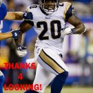 DARIAN STEWART 2013 ST. LOUIS RAMS FOOTBALL CARD