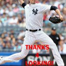 BRANDON McCARTHY 2014 NEW YORK YANKEES BASEBALL CARD