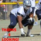 WAYNE TRIBUE 2014 DALLAS COWBOYS FOOTBALL CARD