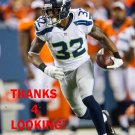 A.J. JEFFERSON 2014 SEATTLE SEAHAWKS FOOTBALL CARD