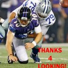 ZACH MINTER 2014 DALLAS COWBOYS FOOTBALL CARD