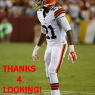 JUSTIN GILBERT 2014 CLEVELAND BROWNS FOOTBALL CARD
