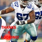 RONALD PATRICK 2014 DALLAS COWBOYS FOOTBALL CARD