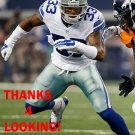 RYAN SMITH 2014 DALLAS COWBOYS FOOTBALL CARD