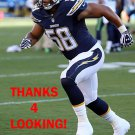 TOUREK WILLIAMS 2014 SAN DIEGO CHARGERS FOOTBALL CARD