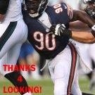 JEREMIAH RATLIFF 2014 CHICAGO BEARS FOOTBALL CARD