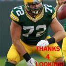 GARTH GERHART 2014 GREEN BAY PACKERS FOOTBALL CARD