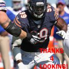 LAMARR HOUSTON 2014 CHICAGO BEARS FOOTBALL CARD