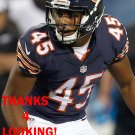 BROCK VEREEN 2014 CHICAGO BEARS FOOTBALL CARD