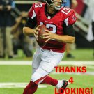 T.J. YATES 2014 ATLANTA FALCONS FOOTBALL CARD