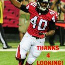 KIMARIO McFADDEN 2014 ATLANTA FALCONS FOOTBALL CARD