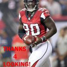 STANSLY MAPONGA 2014 ATLANTA FALCONS FOOTBALL CARD
