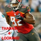 WILLIAM GHOLSTON 2014 TAMPA BAY BUCCANEERS FOOTBALL CARD