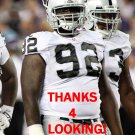 STACY McGEE 2014 OAKLAND RAIDERS FOOTBALL CARD