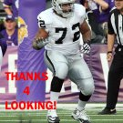 DONALD PENN 2014 OAKLAND RAIDERS FOOTBALL CARD
