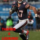 CHRIS CONTE 2014 CHICAGO BEARS FOOTBALL CARD