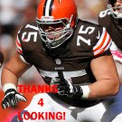 JOEL BITONIO 2014 CLEVELAND BROWNS FOOTBALL CARD