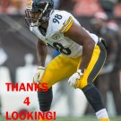 VINCE WILLIAMS 2014 PITTSBURGH STEELERS FOOTBALL CARD