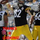 MICHAEL PALMER 2014 PITTSBURGH STEELERS FOOTBALL CARD