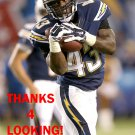 BRANDEN OLIVER 2014 SAN DIEGO CHARGERS FOOTBALL CARD