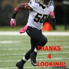 KYLE KNOX 2014 NEW ORLEANS SAINTS FOOTBALL CARD