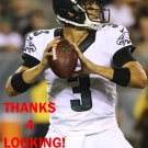 MARK SANCHEZ 2014 PHILADELPHIA EAGLES FOOTBALL CARD