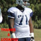 DONALD HAWKINS 2014 DALLAS COWBOYS FOOTBALL CARD
