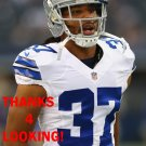 C.J. SPILLMAN 2014 DALLAS COWBOYS FOOTBALL CARD