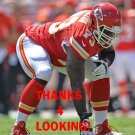 ZACH FULTON 2014 KANSAS CITY CHIEFS FOOTBALL CARD