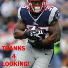 JONAS GRAY 2014 NEW ENGLAND PATRIOTS FOOTBALL CARD