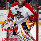 DAN ELLIS 2014-15 FLORIDA PANTHERS HOCKEY CARD