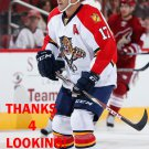 DEREK MacKENZIE 2014-15 FLORIDA PANTHERS HOCKEY CARD