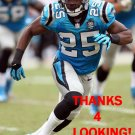 BENE BENWIKERE 2014 CAROLINA PANTHERS FOOTBALL CARD