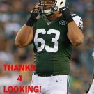 DALTON FREEMAN 2014 NEW YORK JETS FOOTBALL CARD