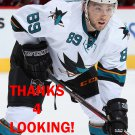 BARCLAY GOODROW 2014-15 SAN JOSE SHARKS HOCKEY CARD