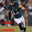 CHRIS PROSINSKI 2014 PHILADELPHIA EAGLES FOOTBALL CARD