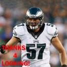 TRAVIS LONG 2014 PHILADELPHIA EAGLES FOOTBALL CARD